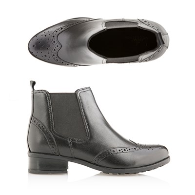Leather Collection Chelsea Boot
