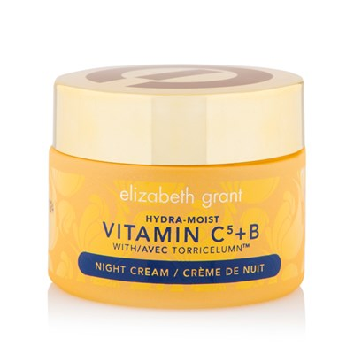 Elizabeth Grant Vitamin C5+B Night Cream 50ml