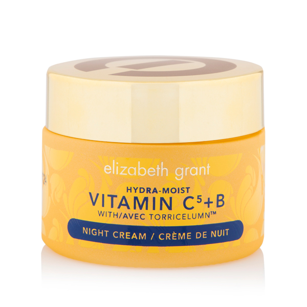Elizabeth Grant Vitamin C5+B Night Cream 50ml No Colour
