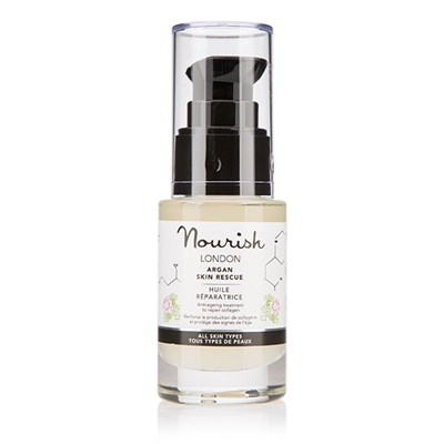 Nourish London Argan Rescue Supersize 30ml