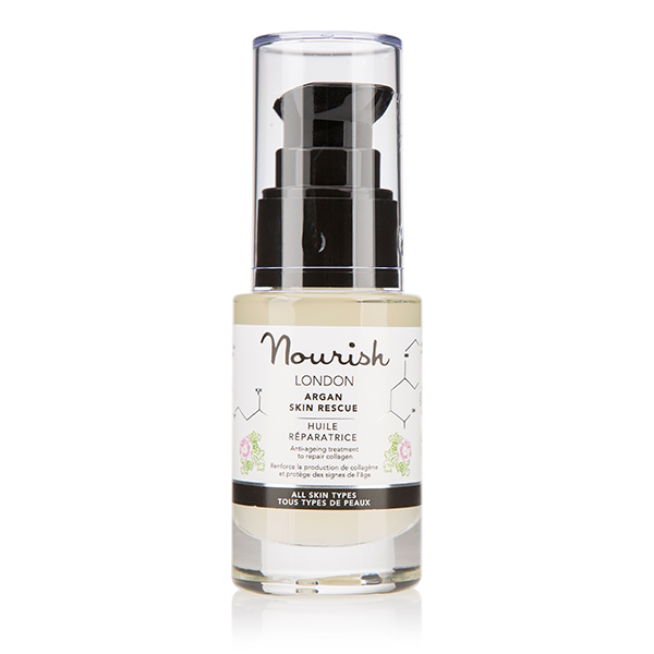 Nourish London Supersize Argan Skin Rescue 30ml No Colour