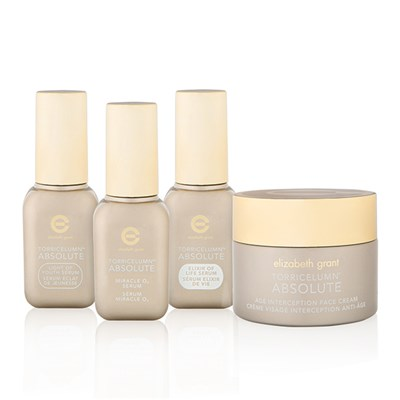 Elizabeth Grant Torricelumn Absolute 4pc Skincare Collection