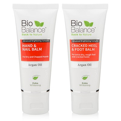 Bio Balance Cracked Heel Balm & Hand and Nail Cream