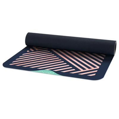 Myga Yoga Luxurious Vegan Suede Yoga Mat