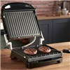 George Foreman Evolve 6 Portion Grill with Deep Dish 24002 with 2 x Cleaning Sponges