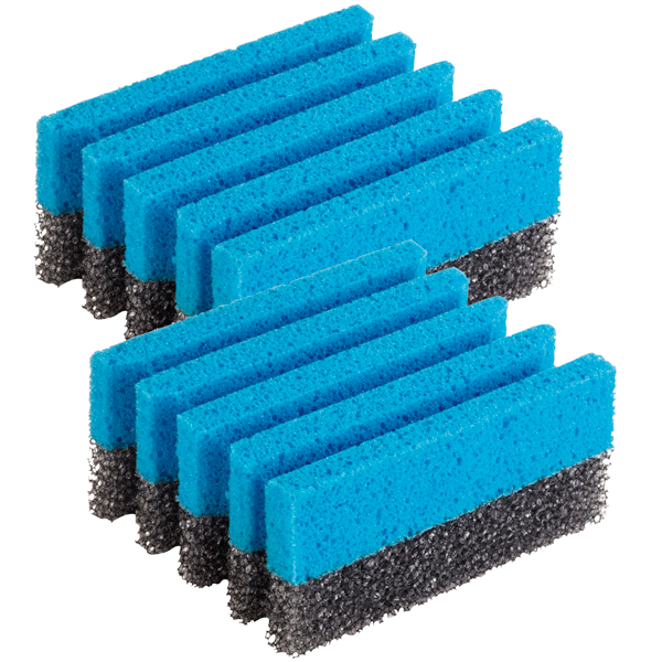 George Foreman Cleaning Sponges (Twin Pack) No Colour