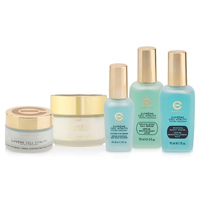 Elizabeth Grant 5pc Supersize Supreme Regime (Day, Night, Eye Serum, Active 35 and Eye Cream)