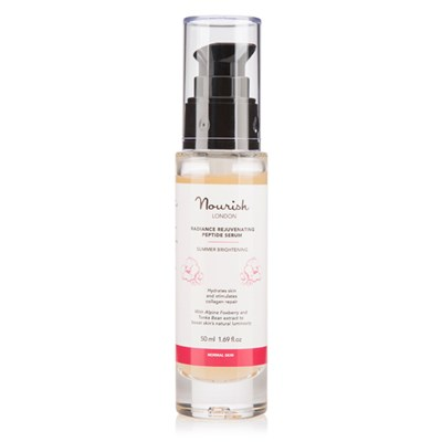 Nourish London Supersize Radiance Serum 50ml