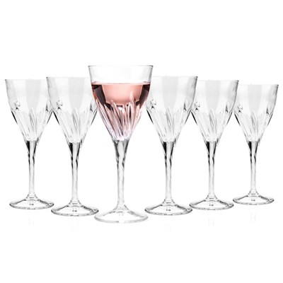 RCR Melodia Wine Glasses (6 Pack)