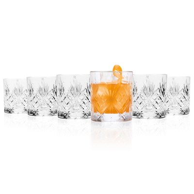RCR Melodia Whisky Glasses (6 Pack)
