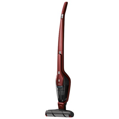 AEG QX8 Pro Animal Cordless 2 in 1 Vacuum Cleaner with Pet Hair Removal Tool and Hard Floor Polishing Power Roller