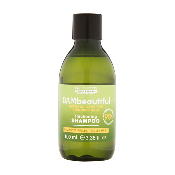 BAMbeautiful Thickening Shampoo 100ml No Colour