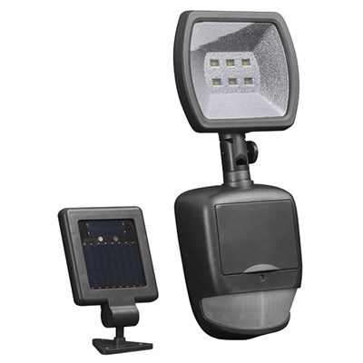 Duracell Solar LED Garden Security Light