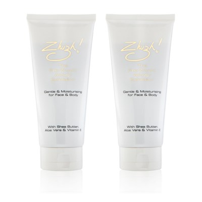 Pre Zhuzh! Exfoliator 200ml (Twin Pack)