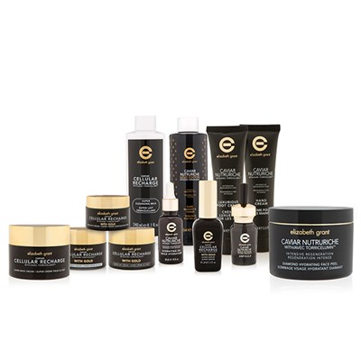 Elizabeth Grant 12pc Caviar Christmas Collection