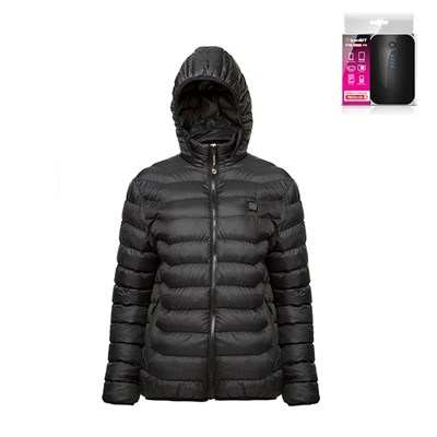 ThermoFusion Heated Jacket with 7800mAh Battery Pack