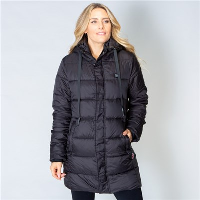 ThermoFusion Heated Longline Parka Jacket