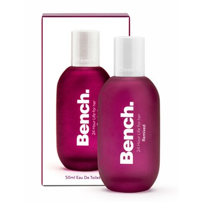Bench 24 Hour Life Remixed Ladies 50ml EDT