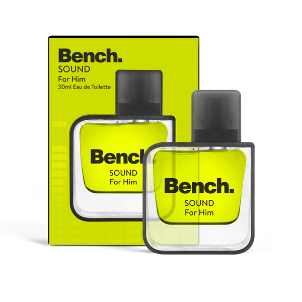 Bench Sound for Him 30ml EDT No Colour