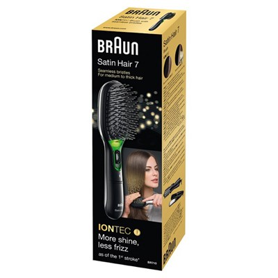Braun Satin Hair 7 Iontec Brush