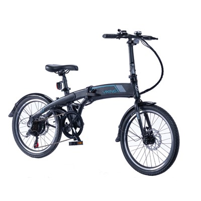 Viking Gravity 6sp 24V 250W Alloy Folding Electric Bike with 20inch Wheel