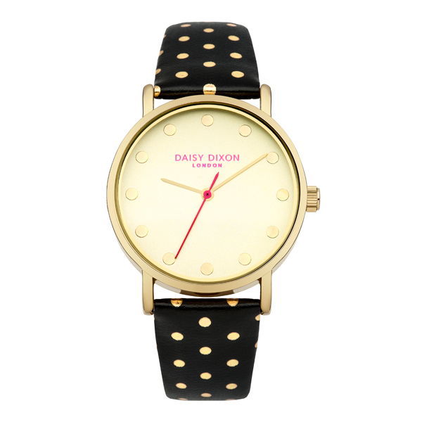 Daisy Dixon Ladies' Candice Watch Black