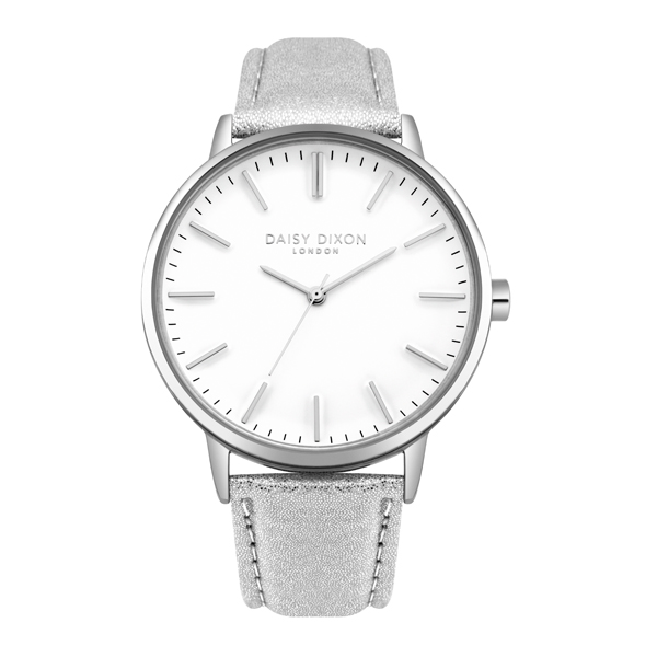 Daisy Dixon Ladies' Harper Watch Silver