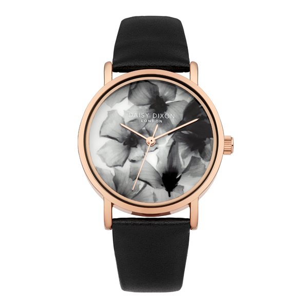 Daisy Dixon Ladies' Sienna Watch Black