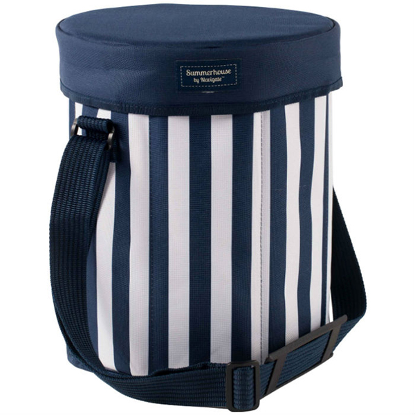 Navy Insulated Seat Cooler No Colour