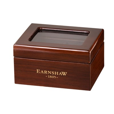 Thomas Earnshaw Watch Box
