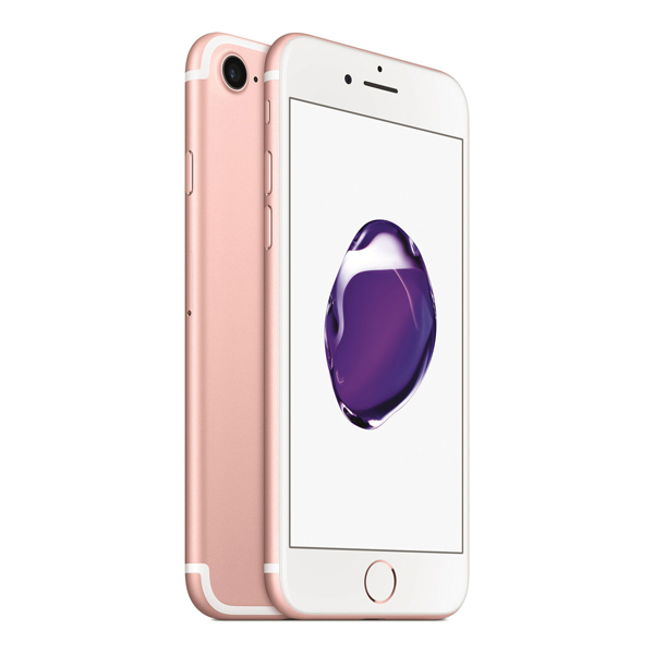 Apple iPhone 7 (128GB) Refone Premium Pre-Owned Smartphone Rose Gold