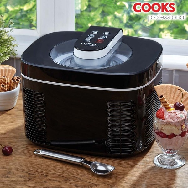 Cooks Professional G2442 Ice Cream Maker No Colour