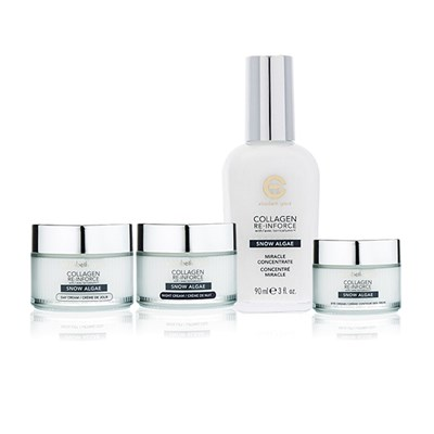 Elizabeth Grant Collagen Re-Inforce Snow Algae 4 Piece Collection