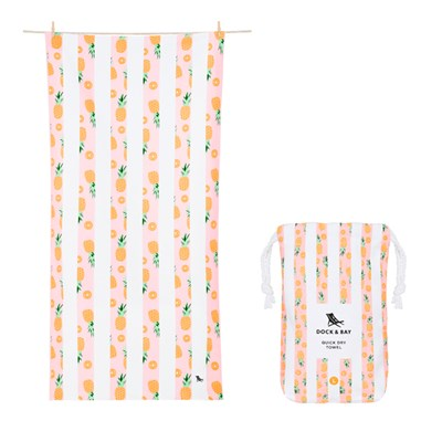 Dock & Bay Fruity Large Quick Dry Towel
