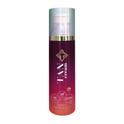 Tancream All in One Self Tan, Bronzer and SPF50 100ml