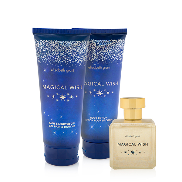Elizabeth Grant Magical Wish EDP Collection No Colour