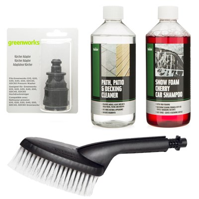 Universal Pressure Washer Essentials Bundle