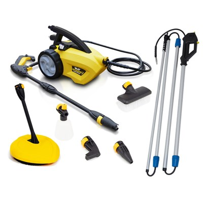 Wolf Sky Blaster Pressure Washer Bundle