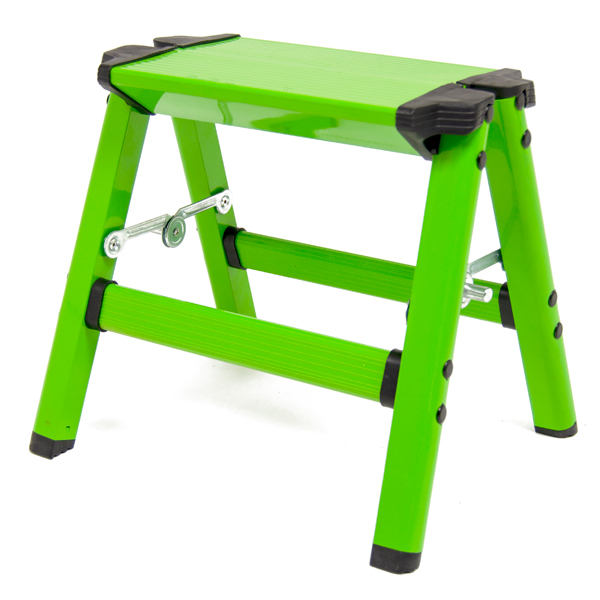Wolf Aluminium Green Step Up No Colour
