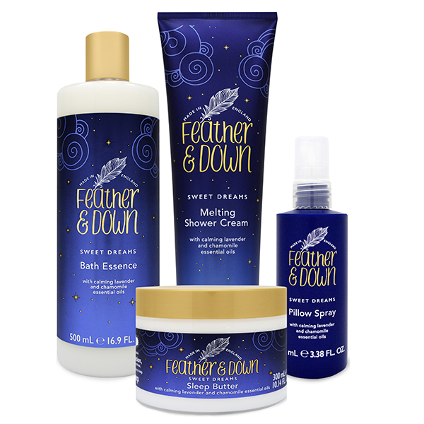 Feather & Down Gift of Sleep Bundle No Colour