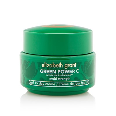 Elizabeth Grant Green Power Multi-Strength Day Cream SPF 15 50ml