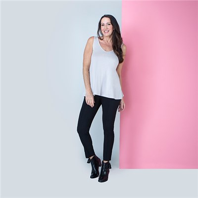 Emelia Cotton Modal Blend Two Way Cami