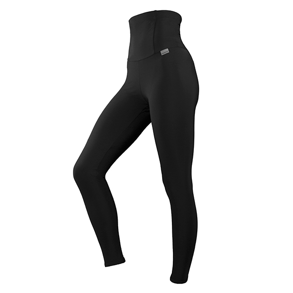 Slim & Shape by Proskins High Waisted Full Length Leggings Black