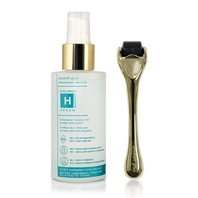 Elizabeth Grant Professional Institute Hyaluron Serum 90ml with Micro Needle Tool