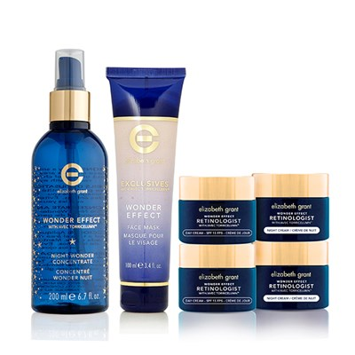 Elizabeth Grant Wonder Effect Double Up 6pc Collection