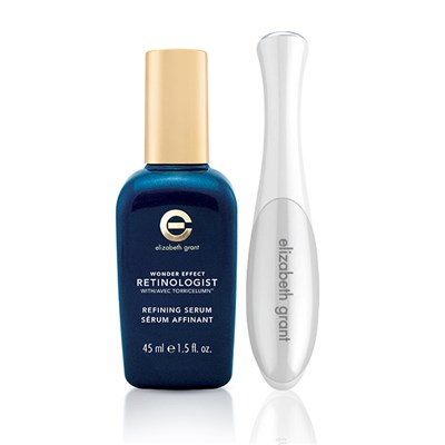 Elizabeth Grant Wonder Effect Retinologist Deep Wrinkle Treatment Serum 45ml with Beauty Wand