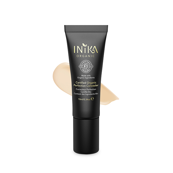 INIKA Certified Organic Perfection Concealer 10ml Light