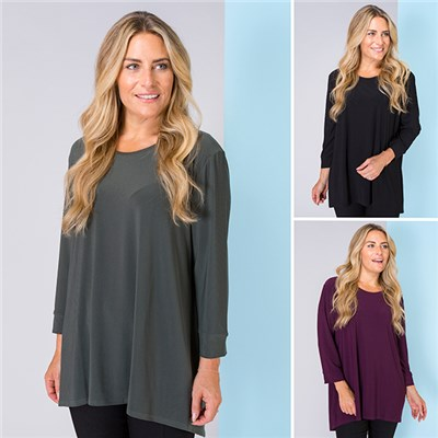 Nicole Essential 3 Pack Top