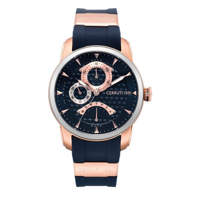 Cerruti 1881 Gent's Tesero Watch with Silicone Strap