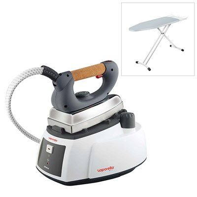Polti Vaporella 505 with Polti Ironing Board
